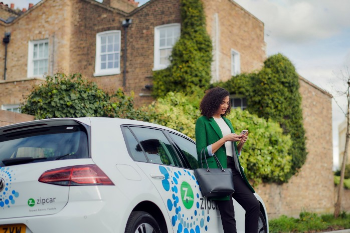 London Fashion Week Zipcar