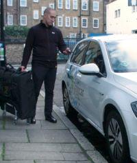 Masseuse using Zipcar to get around