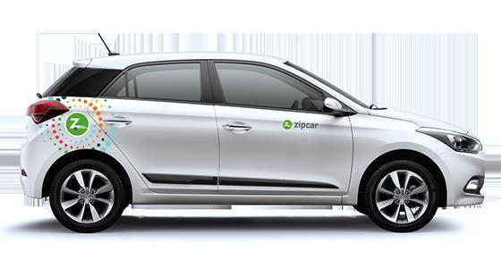 Zipcar Hyundai i20