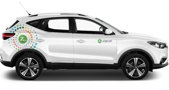 Zipcar MG ZS