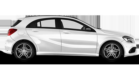 Zipcar Mercedes A-Class