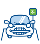zipcar car icon