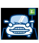 zipcar car icon