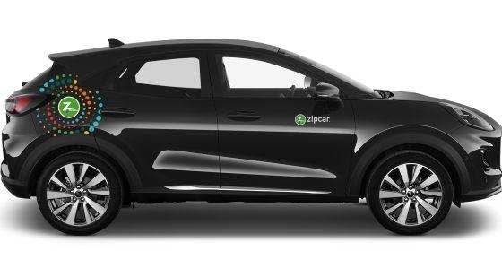 zipcar ford puma