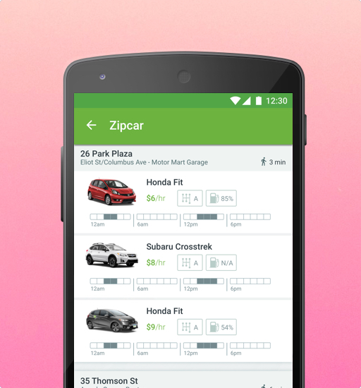 How Does Car Sharing Work? | Zipcar