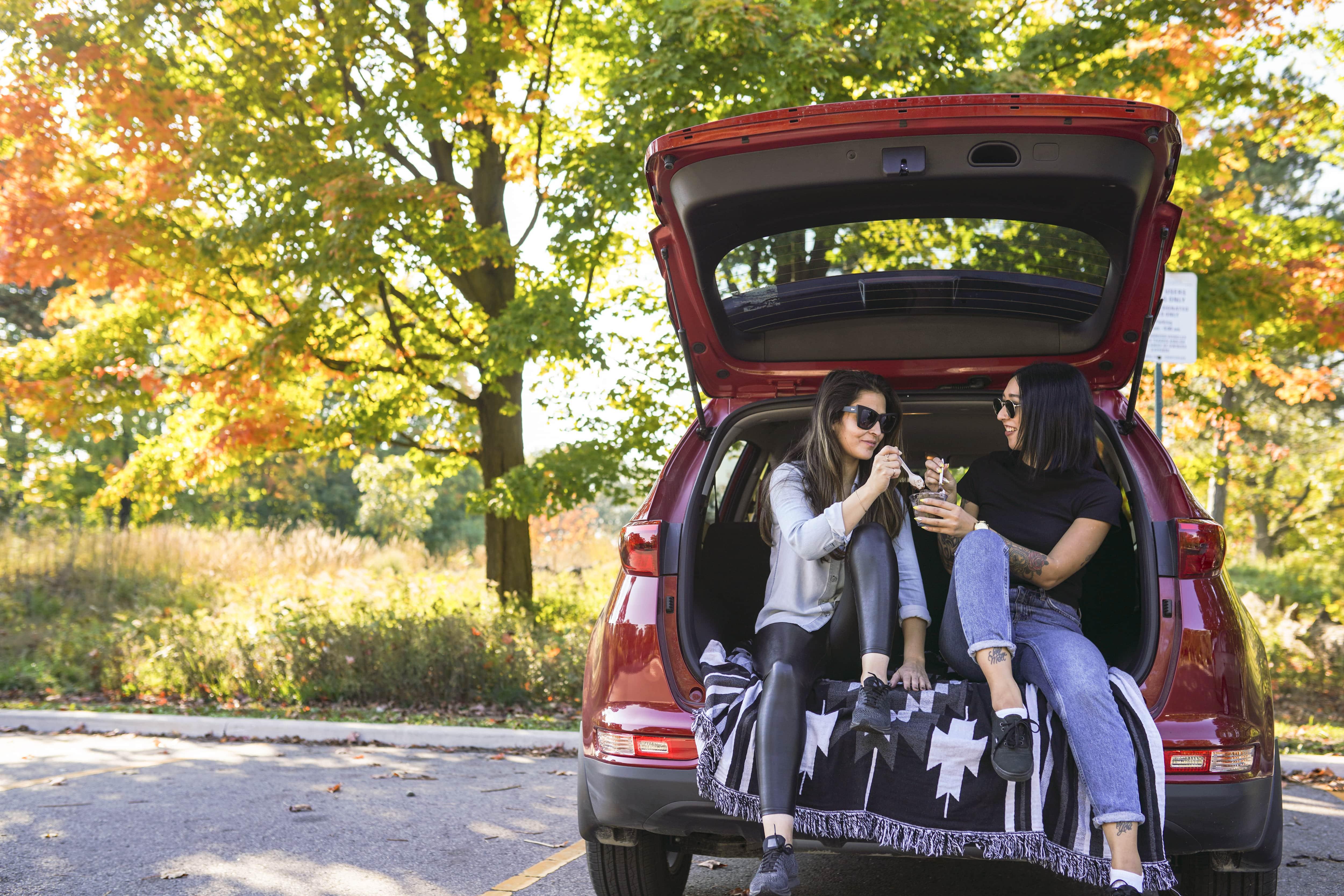 zipcar fall trunk treat