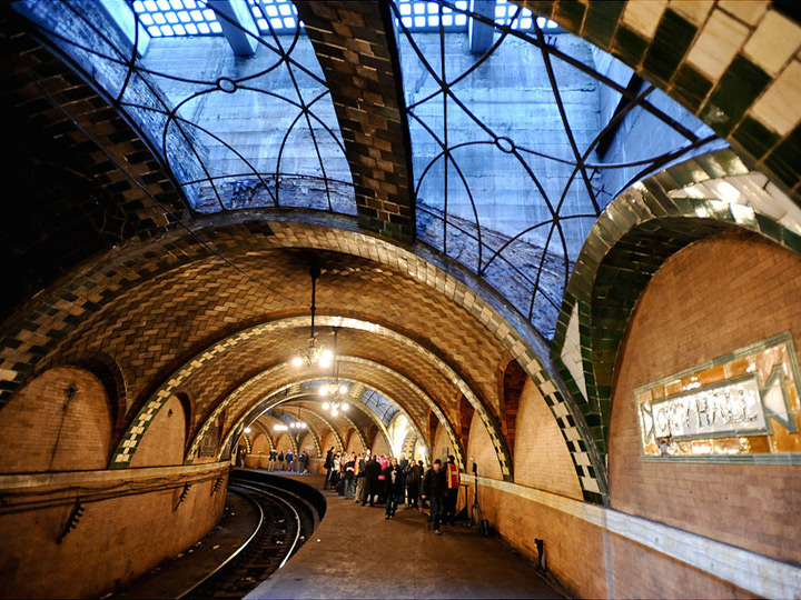 The Underground Art Of The World's Coolest Subway Stations