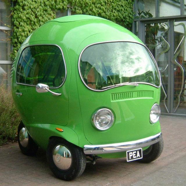 weird cars wacky wheels drive pea custom weirdo ziptopia november six