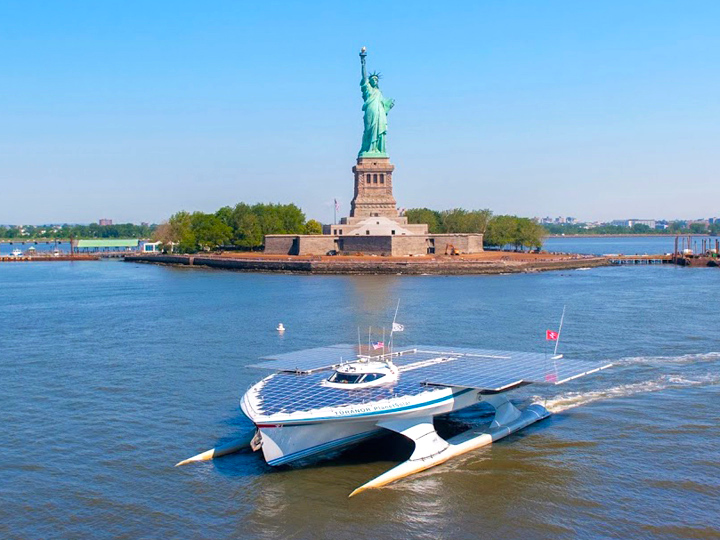 10 Of The Kookiest Vehicles Making Eco Friendly History
