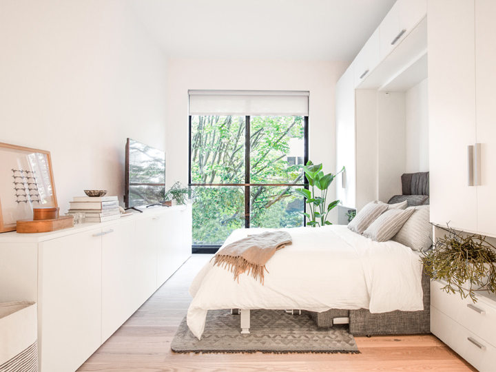 Ollie There S Nothing Futuristic Apartment Designers Like More Than A Sleek And E Saving Micro Home If You Re Looking To Move Into An Ergonomic