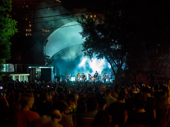 These 8 Cool Concert Venues Look As Great As They Sound | Zipcar