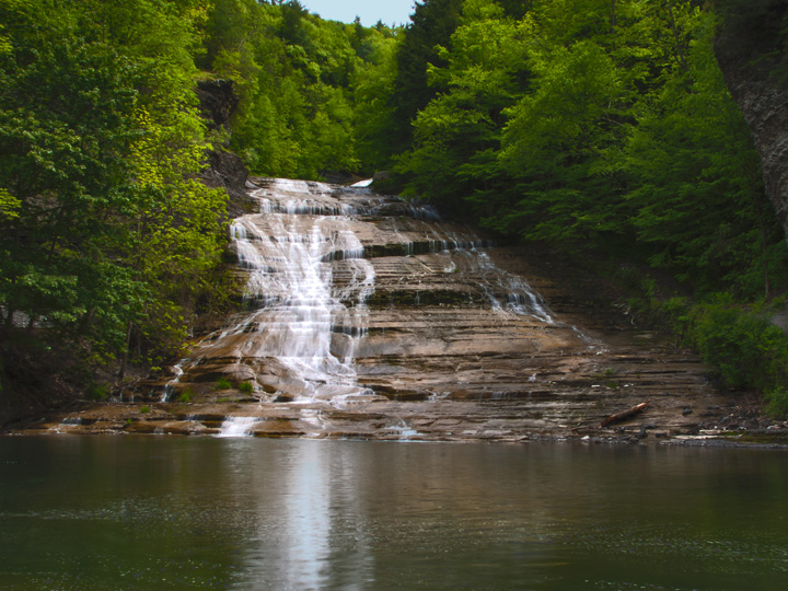Skip the Pool  Splash in these 10 Natural Swimming Holes