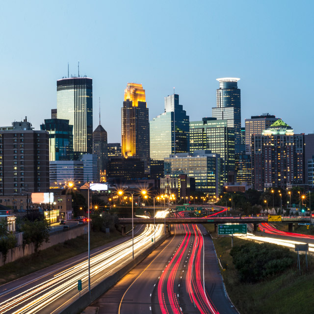 City Living Goes Majorly Upscale In These New Twin Cities