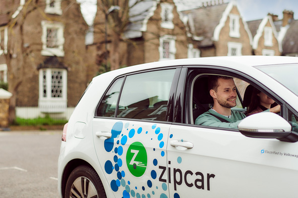 electric zipcar