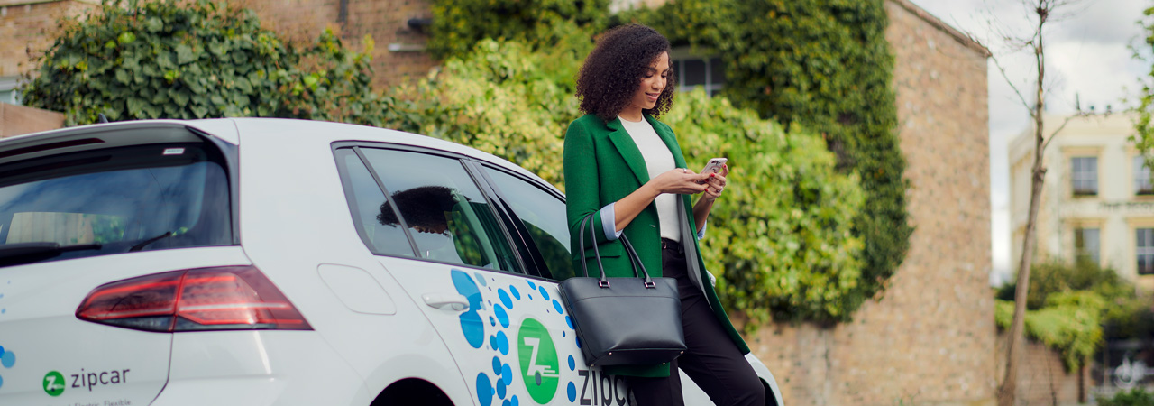 zipcar for business car