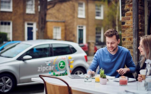 zipcar sharing economy