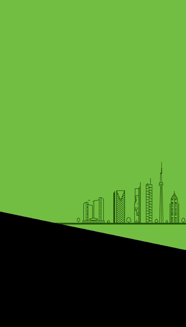 Toronto skyline mobile