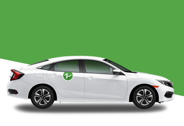 green-background-white-zipcar-mobile