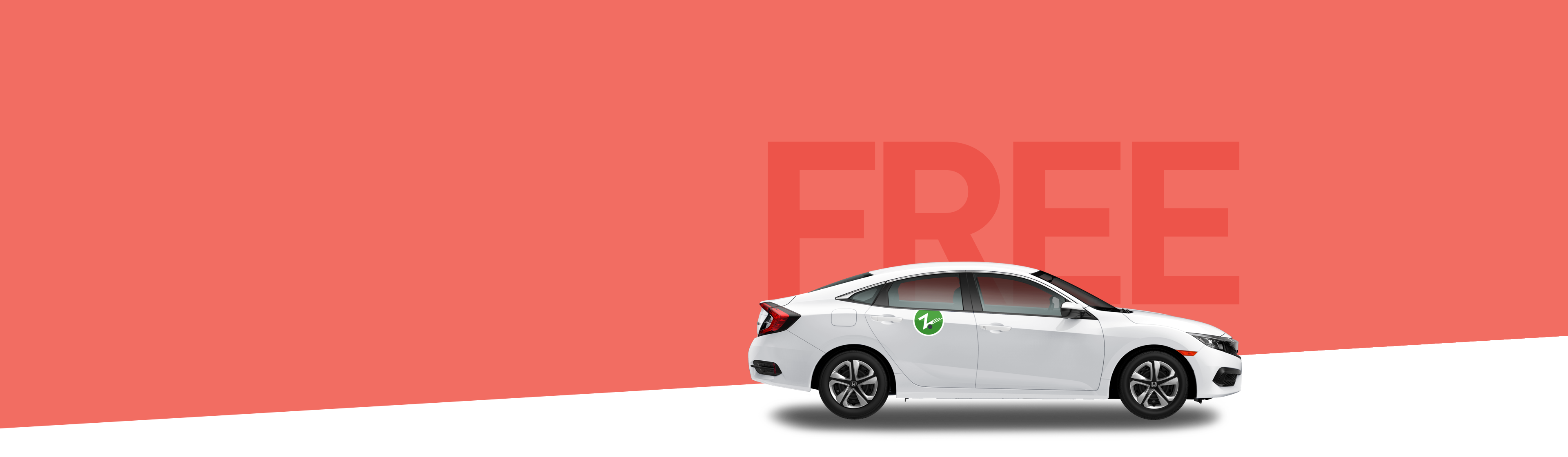free-trial-summer-coral-background-white-zipcar