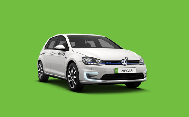 zipcar golf gte