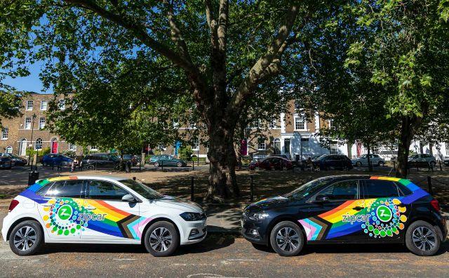 Zipcar pride in your ride car