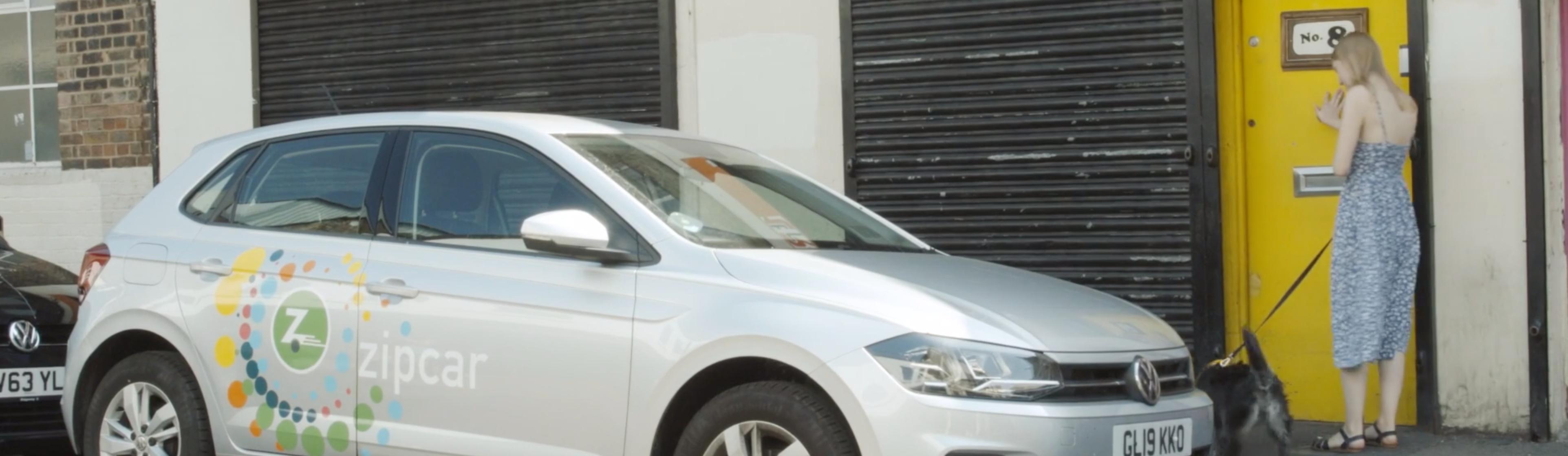zipcar flex hackney