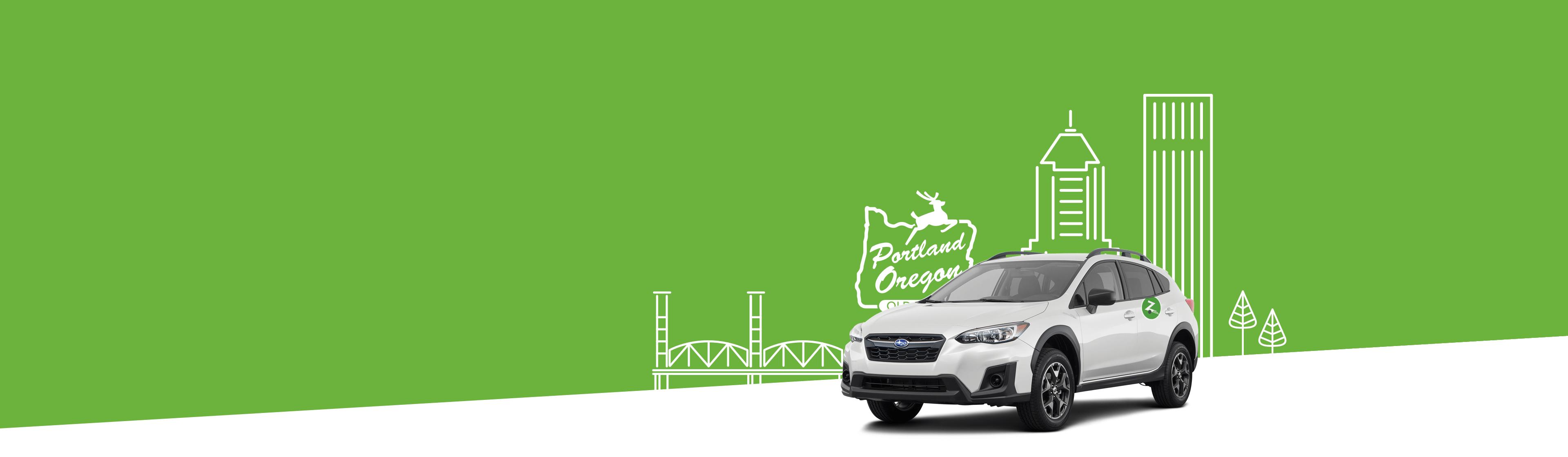 Hourly Car Rental >> Car Sharing Hourly Car Rental In Portland Zipcar