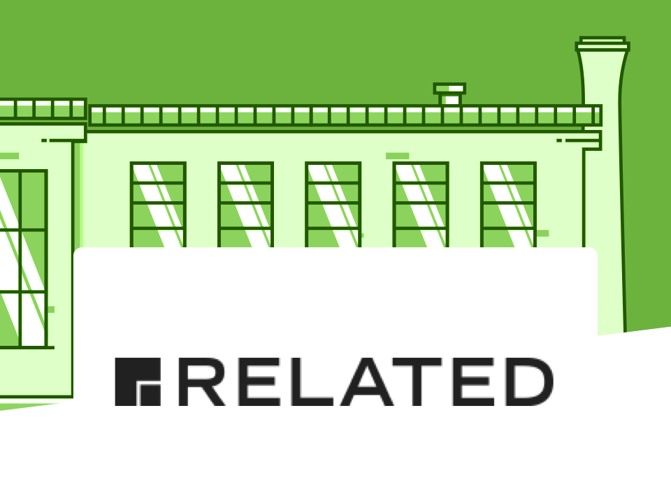 Building with Related Properties logo