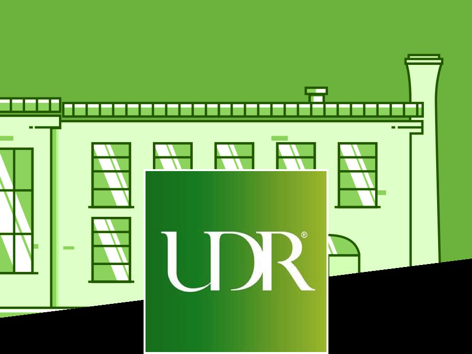 Building and UDR logo