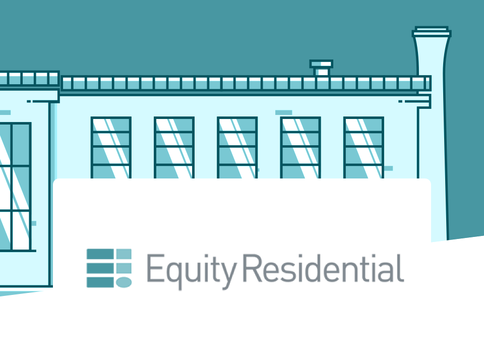 Smaller Building with Equity logo