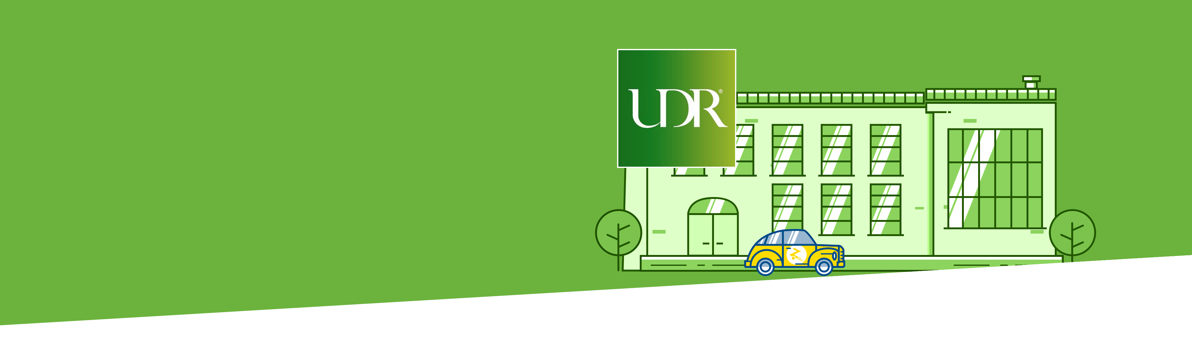 Building and UDR logo