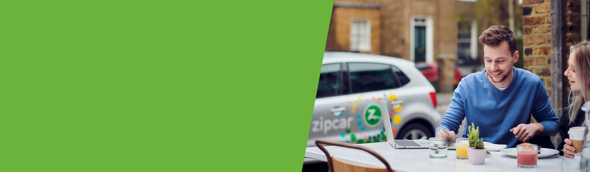 zipcar for business meeting
