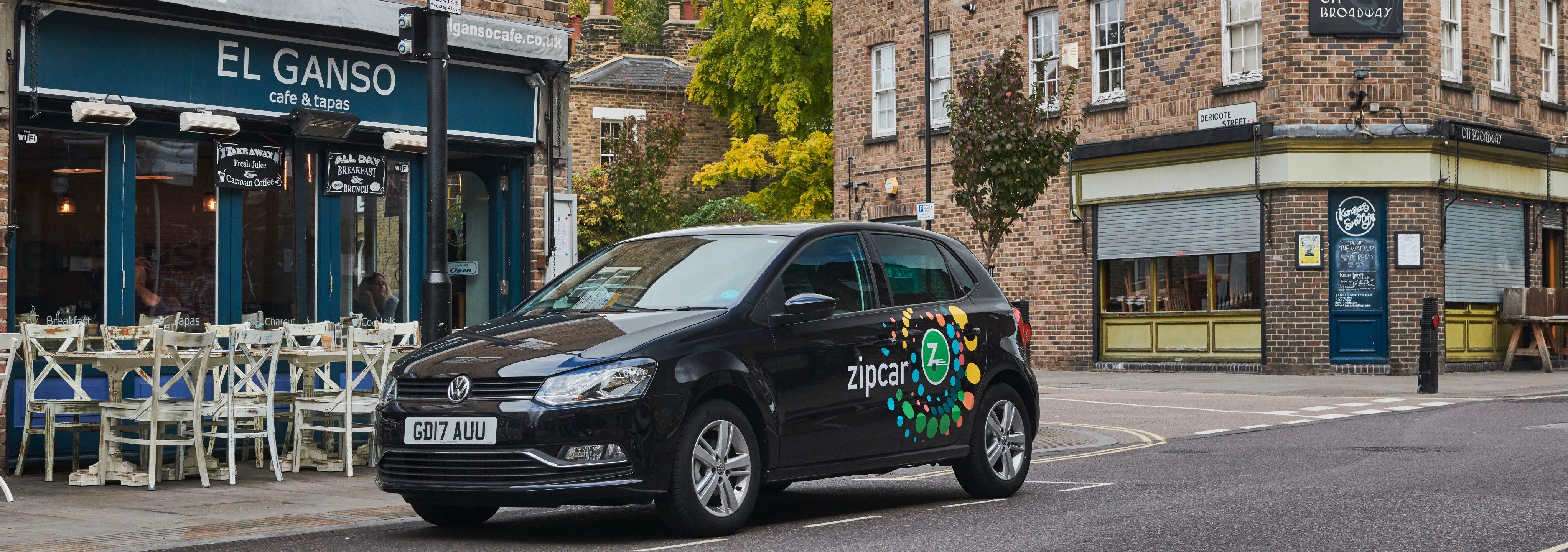 Zipcar flex