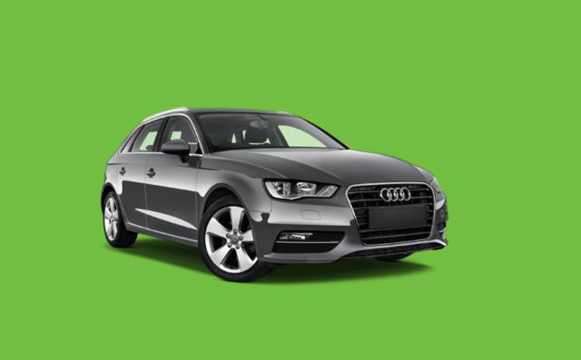 Zipcar audi A3