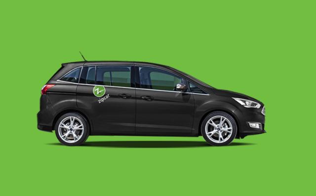 zipcar ford c-max
