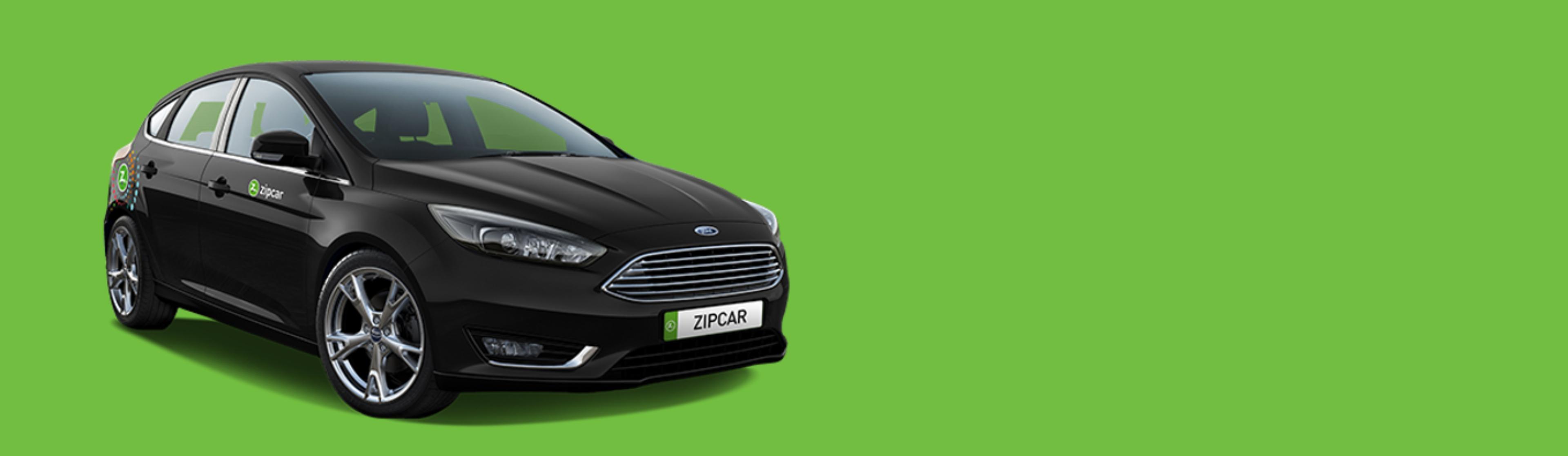 Zipcar ford Focus
