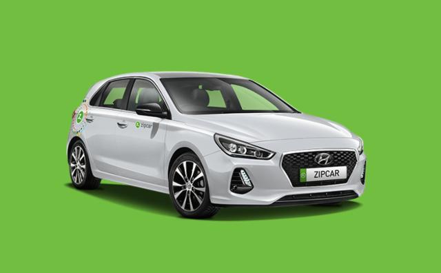 Zipcar hyundai i30