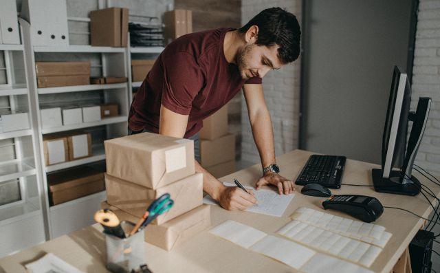 organising packages