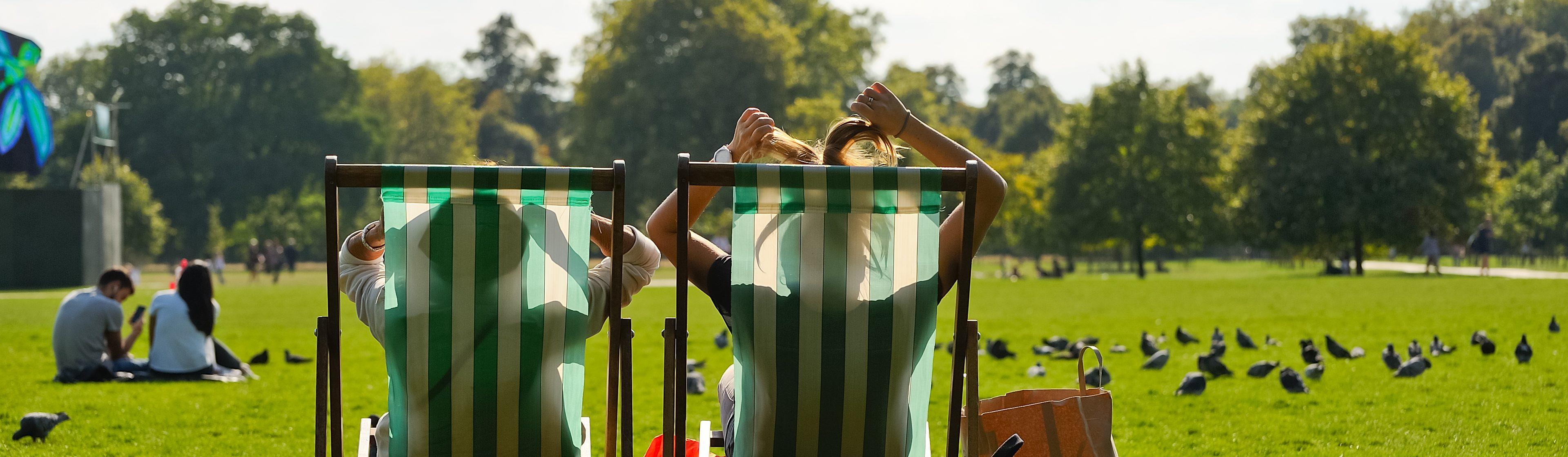 London picnic