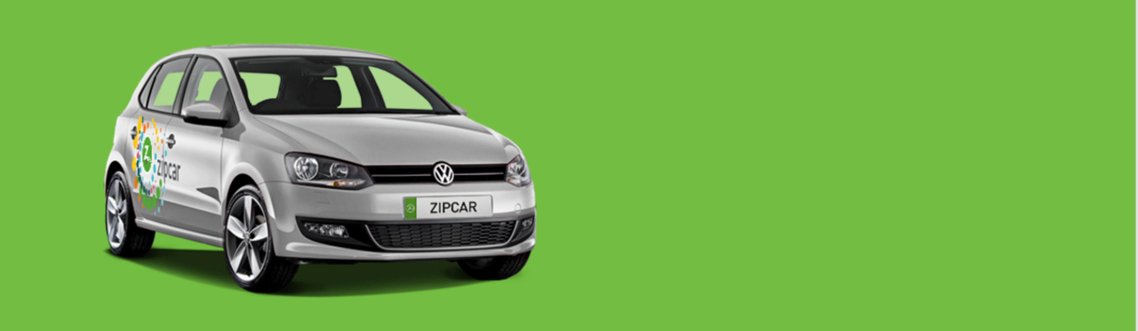 Zipcar flex vw polo