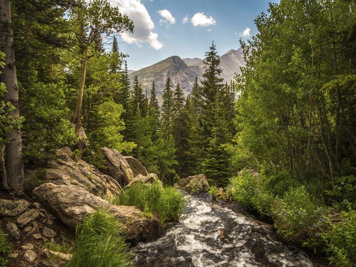 boulder national park