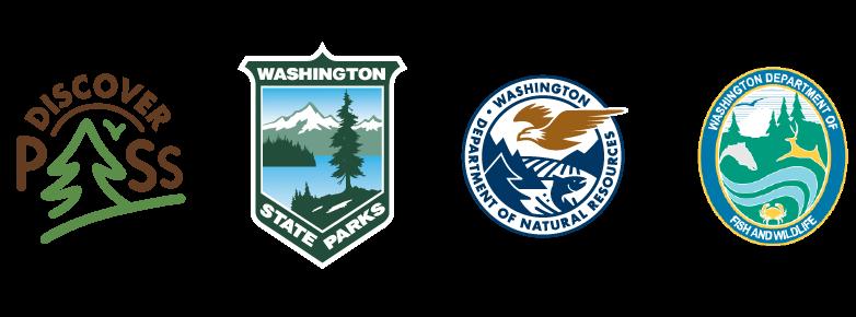 washington state parks logos