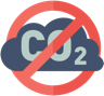 no co2 sign