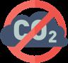 no co2 sign
