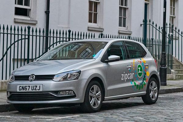 Zipcar - polo