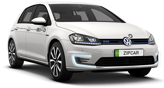 Zipcar VW Golf GTE