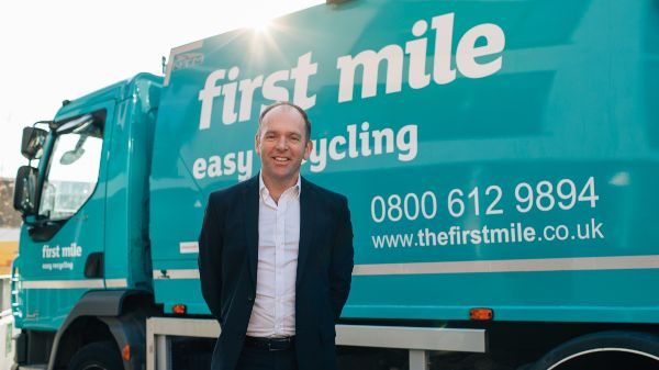 First Mile founder Bruce Bratley, credit First Mile
