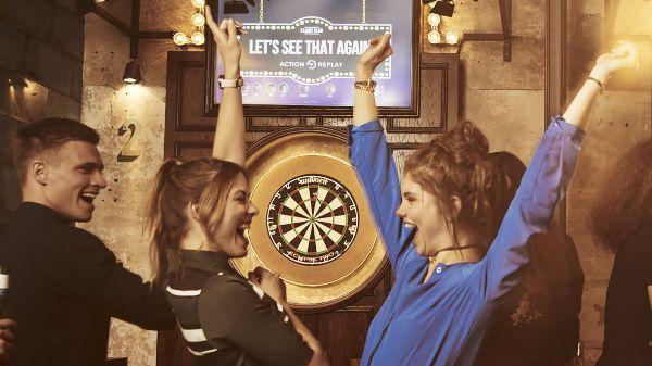flight club social darts