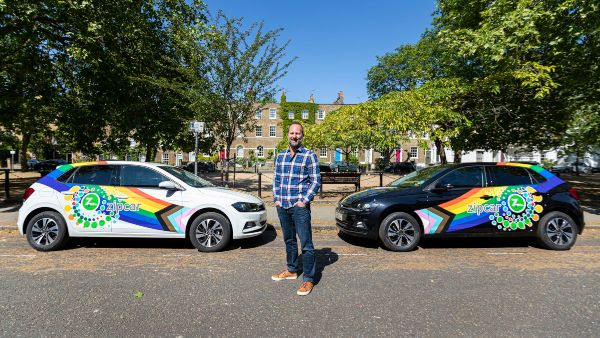 James Taylor Zipcar UK General Manager