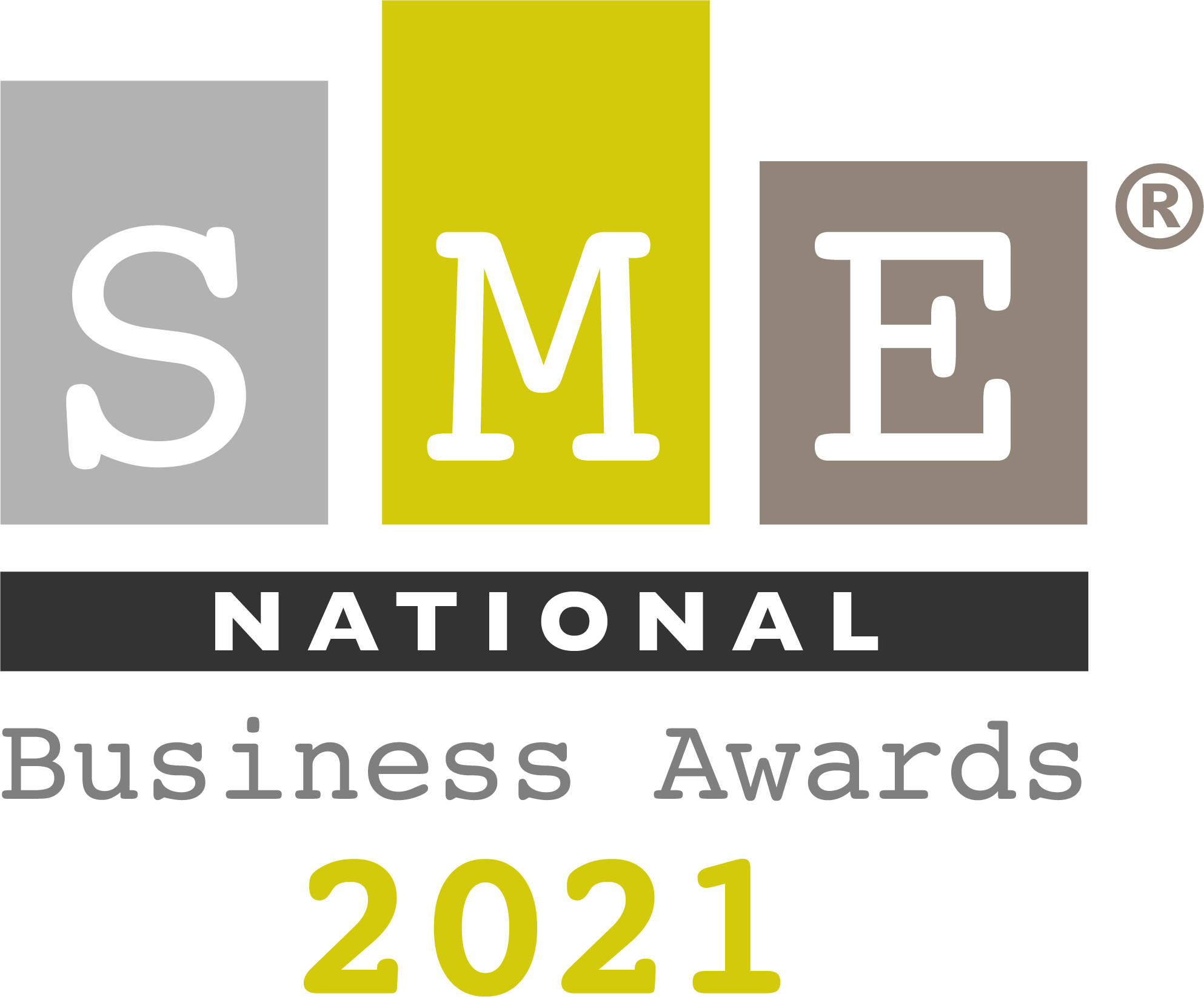 SME business awards logo